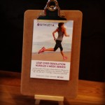 Join Shannon Wilkinson at Athleta Portland to Leap Over Resolutions Hurdles
